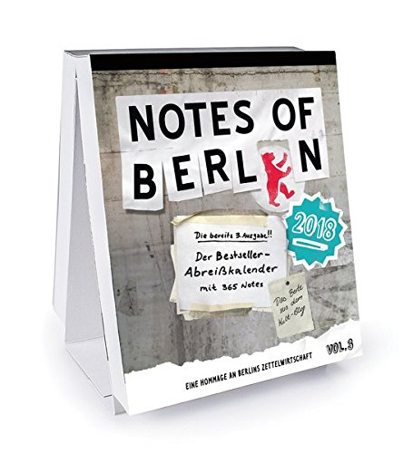 Notes of Berlin 2018 - Partnerlink