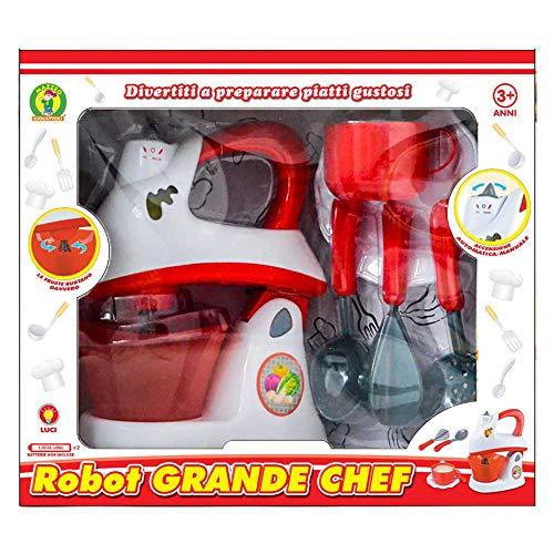 Mazzeo Giocattoli Gioco Robot da Cucina