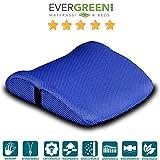 51wGr2 NGlL. SL160  I 10 migliori cuscini lombari per la schiena su Amazon