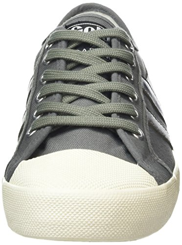 Gola Coaster, Baskets Basses Homme Gris - Grey (Grey/Grey)