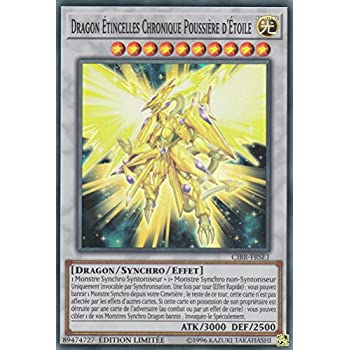 carte Yu-Gi-Oh LEDD-FRC29 Dragon Synchro de lAile Claire