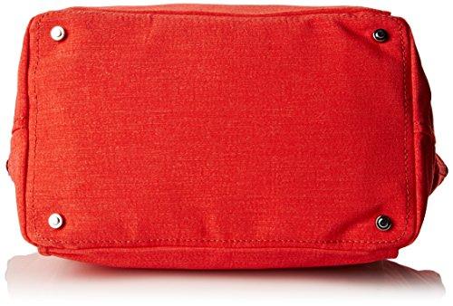 Kipling Life Saver Schultertasche New Red L