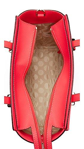 Kate Spade  Cedar Street Small Hayden, Damen Henkeltasche mehrfarbig mehrfarbig Small Flo Geranium