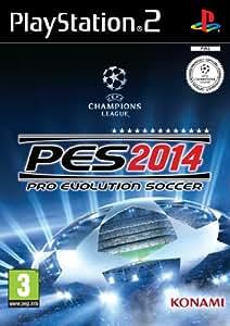 PES 2014 (Playstation 2) [UK IMPORT]