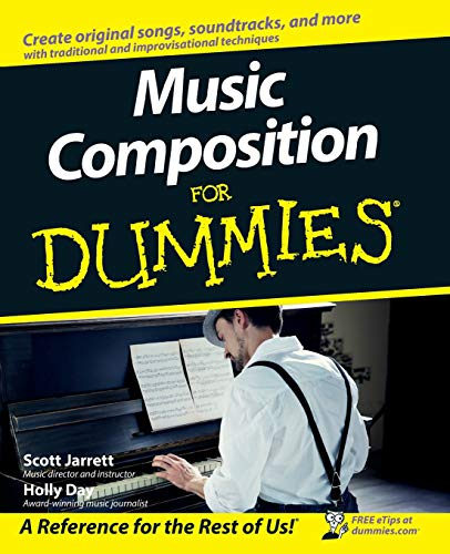 Music Composition For Dummies PDF Books