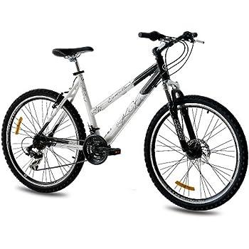 26 kcp damenfahrrad mountainbike evolution alu 18 gang. Black Bedroom Furniture Sets. Home Design Ideas