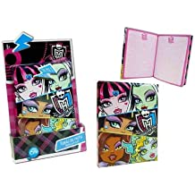 Cife - Agenda Musical Monster High 151-38935