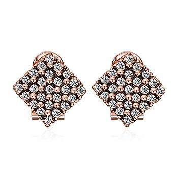 Amberma Fancy&stylish Earrings Design Stud,women's Jewellery, Gifts For Women Girls Friends 0