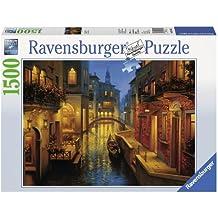 Ravensburger 16308 - Canale Veneziano, Puzzle 1500 Pezzi