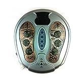 JMung'S Fußmassagegerät Massagegerät für Füße mit Wärmefunktion,ABS Material,Infrarot - Therapie Schmerzlinderung Behandlung automatische elektrische Füße Massagegerät