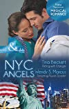 Flirting with Danger / Tempting Nurse Scarlet (NYC angels / Mills & Boon Medical)