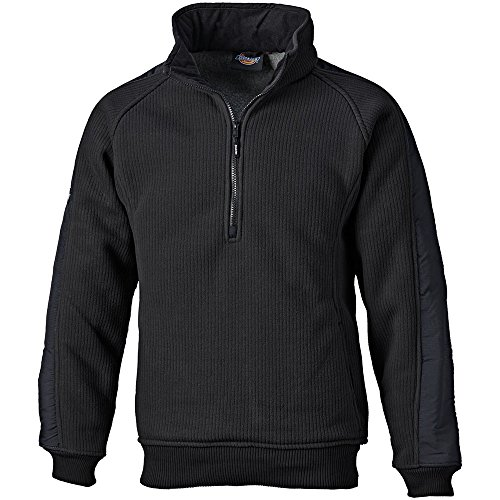 Dickies EH89000 Pull Homme Noir (Noir) Large (Taille fabricant: L)