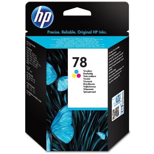 Preisvergleich Produktbild HP C6578D Farbe Original Druckerpatrone für HP Deskjet, HP Officejet, HP PSC