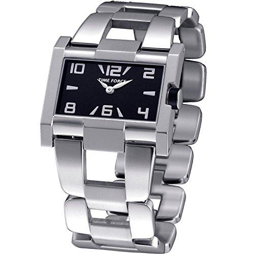 Montre TIME FORCE Quartz - Affichage analogique bracelet Acier Inoxydable et Cadran 83016