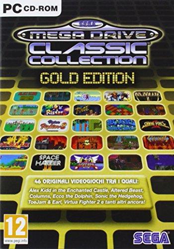 Sega Mega Drive Coll. Gold