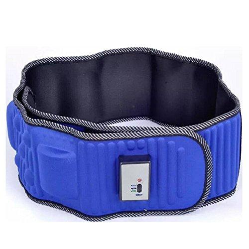 DMMSS Eléctrica Adelgazar Cinturón Masajeador Vibrante Grasa Quema De Peso Pérdida Masajeador Cinturón