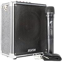 Fenton ST040 170052 Sistema Portatile Amplificato, Nero