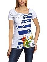 Desigual TS Inma Printed Women's T-Shirt