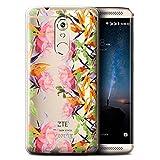 STUFF4 Gel TPU Phone Case / Cover for ZTE Axon 7 Mini /