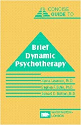 Concise Guide to Brief Dynamic Psychotherapy (Concise Guides) by Hanna Levenson (1997-06-30)