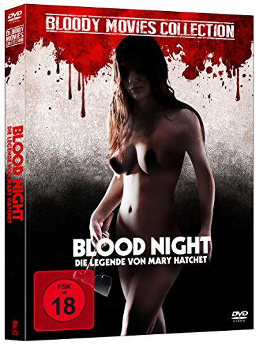 Blood Night (Bloody Movies Collection, Uncut)