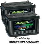 Amaron Inverter 150AH Battery