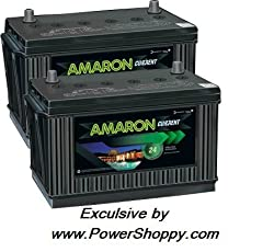 Amaron Inverter 150AH Battery