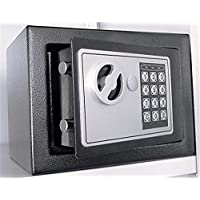 S + S Minisafe caja fuerte electrónica, Caja fuerte de tamaño mini, caja fuerte de pared, caja fuerte de seguridad, Muebles Trisor