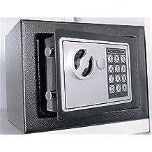 S + S – Mini caja fuerte electrónica, caja fuerte, mini caja fuerte de pared