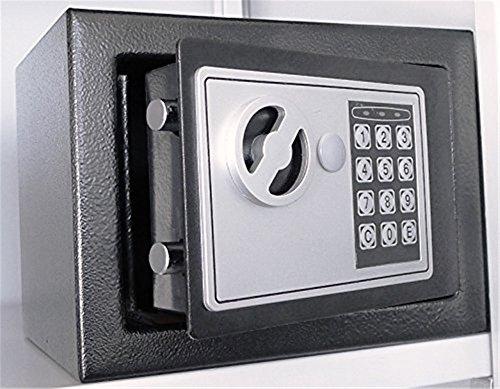 THAT`S IT S + S Minisafe Caja Fuerte electrónica, Caja Fuerte de...