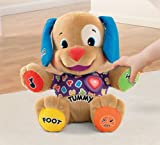 Enlarge toy image: Fisher-Price Laugh & Learn Learning Puppy