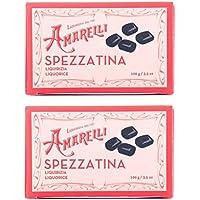 Liquirizia Amarelli Rossa Spezzatina Confezioni - 200 gr