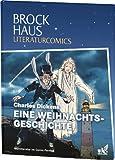 Brockhaus Literaturcomics Eine Weihnachtsgeschichte: Weltliteratur im Comic-Format - Charles Dickens