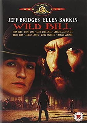 Wild Bill [DVD] [1996] by Jeff Bridges