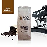 1 kg de grains de café - 1 kg de café de grains de café Napoli italienne - Grains de café 1 kg goût de Napoli - Il caffè italiano