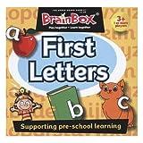 Green Board Games 90072Brainbox ersten Buchstaben Spiel