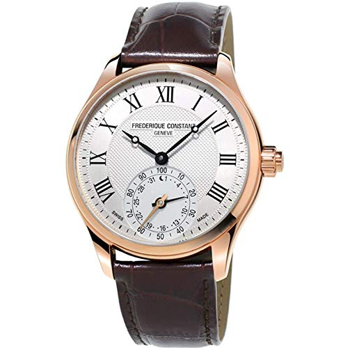 Frederique Constant Smartwatch Homme 42mm Quartz Montre FC-285MC5B4