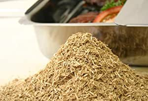 Hickory Food Smoking Wood Chips for Cameron Smoker by Garden Secrets