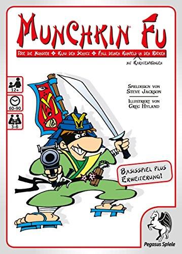 Pegasus-Spiele-17144G-Munchkin-Fu-12