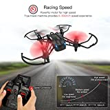 Drone-con-cmara-Metakoo-M5-Professional-Drone-para-Principiantes-FPV-24GHz-4CH-Cuadricoptero-con-Velocidad-Continua-Modo-sin-Cabeza-3D-Flips-Fcil-Operacin-Segura-para-Nios