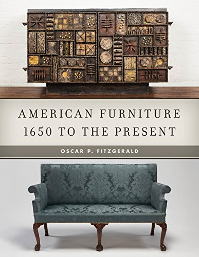 American Furniture: 1650 to the Present