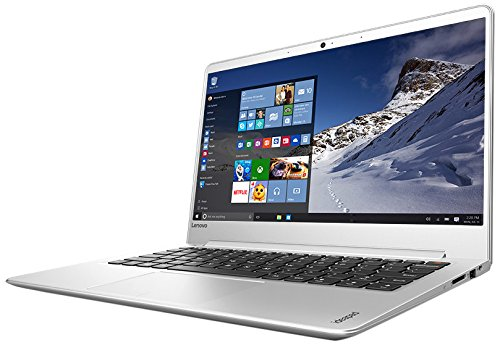 "Lenovo IdeaPad 710S-13 2.3GHz i3-6100U 13.3"" 1920 x 1080pixels Argento - notebooks (i3-6100U, Touchpad, Windows 10 Home, Lithium Polymer (LiPo), 64-bit, Intel Core i3-6xxx)"