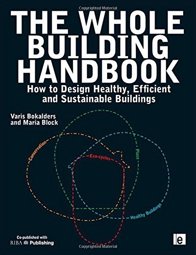 The Whole Building Handbook: How to Design Healthy, Efficient and Sustainable Buildings by Varis Bokalders (2009-12-30)