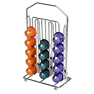 "Xavax coffee capsule holder ""Donatore"" for 36 Nespresso capsules"