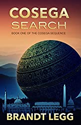 Cosega Search (The Cosega Sequence Book 1) (English Edition)