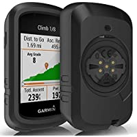 TUSITA Funda para Garmin Edge 830 - Protectora de Silicona Skin - Accesorios para computadora con GPS