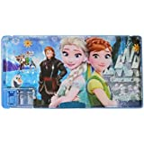 Parteet® Multifunctional Dual Side Magnetic Pencil Box For Kids(Frozen)