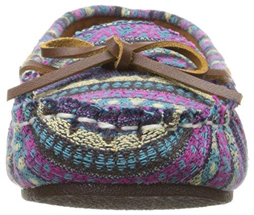 LamoSabrina Moc II - Scarpe chiuse Donna Tribal Blue