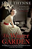 Front cover for the book The Winter Garden by Jane Thynne