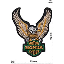 Patch Parches - Honda Motor Cycles - Eagle - Deportes de Motor - Deportes - Motos